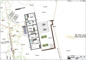 Timber Frame House First Floor Plan