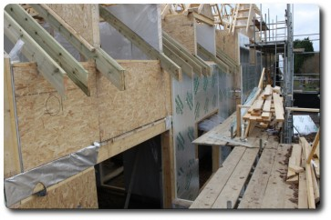 Additional Insulation Layer to Reduce Cold Bridging