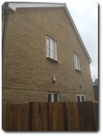Timber Frame Flats in Watford
